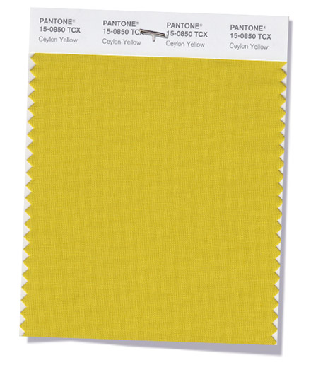 Pantone-Fashion-Color-Trend-Report-New-York-Fall-2018-Swatch-Ceylon-Yellow